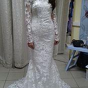 Аксессуары handmade. Livemaster - original item Gorgeous wedding dress !. Handmade.