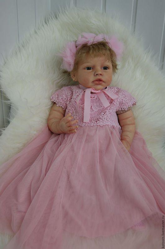 Куклы-младенцы и reborn ручной работы. Ярмарка Мастеров - ручная работа. Купить кукла реборн. Handmade. Бежевый