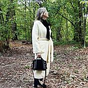 Одежда handmade. Livemaster - original item Cardigan-coat AWE long pausers. Handmade.
