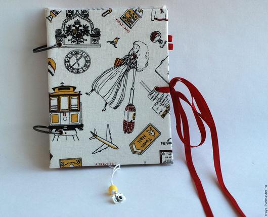 """Фотоальбомы ручной работы. Ярмарка Мастеров - ручная работа. Купить набор """"Путешественница"""" -журнал для путешествий (travel book). Handmade."""