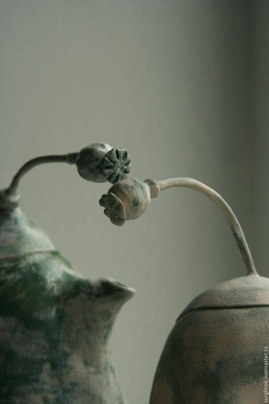 Сервизы, чайные пары ручной работы. Ярмарка Мастеров - ручная работа. Купить Чайная пара. Handmade. Белый, керамическая посуда