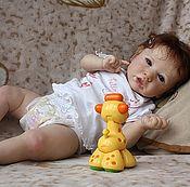 Кукла реборн. Молд Саския