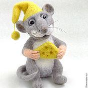 новогодние петухи, крыса мышь