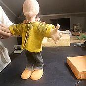 Материалы для творчества ручной работы. Ярмарка Мастеров - ручная работа Мастер-класс по валяной кукле полный комплект: PDF  и видео. Handmade.