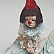 JooDella авторская фарфоровая кукла (ручная лепка)
