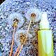 spray dandruff 'Dandelion' 100ml, Balms, Solovki,  Фото №1