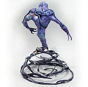 """Для дома и интерьера ручной работы. Ярмарка Мастеров - ручная работа фигурка (статуэтка) 25 см """"энигма"""" (из доты 2, Enigma Dota 2). Handmade."""