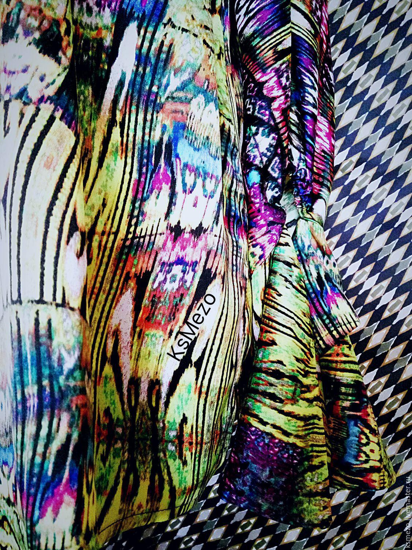 Блузка из шелка для праздника