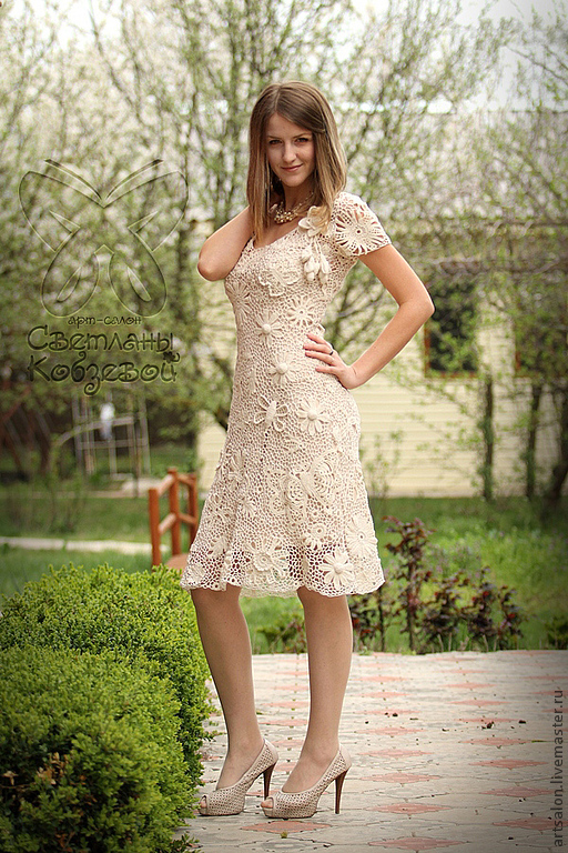 Арт салон платья