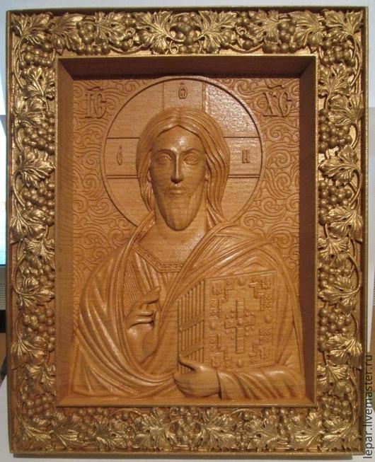 икона  Спас Вседержитель (Господь Вседержитель, Пантократор)