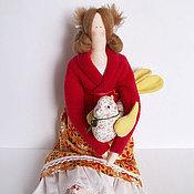 Куклы и игрушки ручной работы. Ярмарка Мастеров - ручная работа Тильда Есения. Handmade.