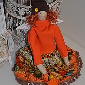 Куклы и игрушки ручной работы. Ярмарка Мастеров - ручная работа Дачный ангел. Handmade.