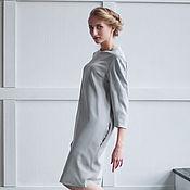 Одежда ручной работы. Ярмарка Мастеров - ручная работа Платье `Gray`. Handmade.