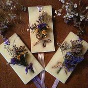 """Ароматическое саше ручной работы. Ярмарка Мастеров - ручная работа """"Цветущий сад"""" ароматическое флорентийское саше. Handmade."""