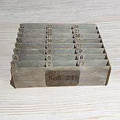 Ящики ручной работы. Ярмарка Мастеров - ручная работа Ящик для телефонов. Handmade.