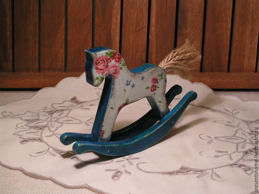 Игрушки животные, ручной работы. Ярмарка Мастеров - ручная работа. Купить Деревянная лошадка. Handmade. Лошадка, лошадка сувенирная, подарок