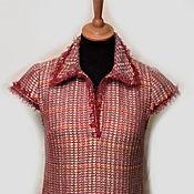 Одежда ручной работы. Ярмарка Мастеров - ручная работа Платье Весенняя шанель. Handmade.