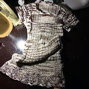 Одежда ручной работы. Ярмарка Мастеров - ручная работа Платье летнее мини. Handmade.
