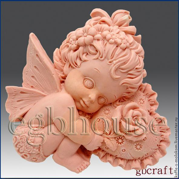 Silicone molds for soap Little love (boy/girl), Form, Moscow,  Фото №1