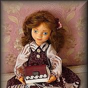 Куклы и игрушки ручной работы. Ярмарка Мастеров - ручная работа Анюта. Авторская кукла.. Handmade.