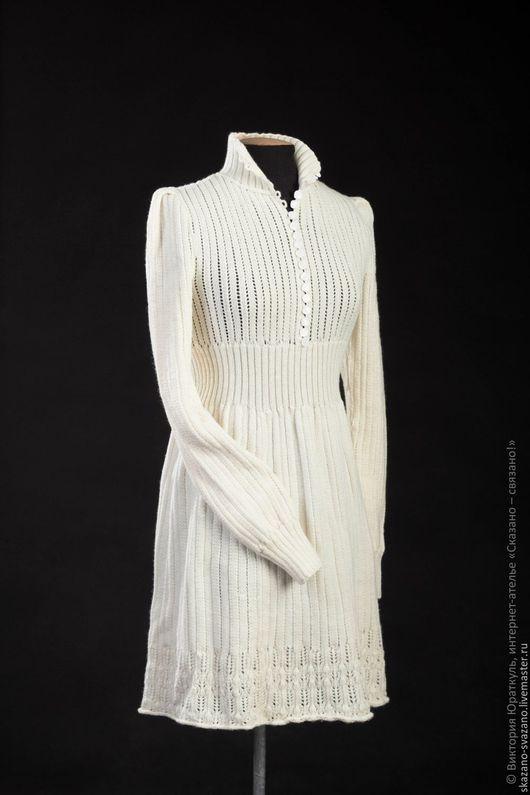 Платья ручной работы. Ярмарка Мастеров - ручная работа. Купить Платье женское. Handmade. Вязанные платья, оригинальные платья, большой размер