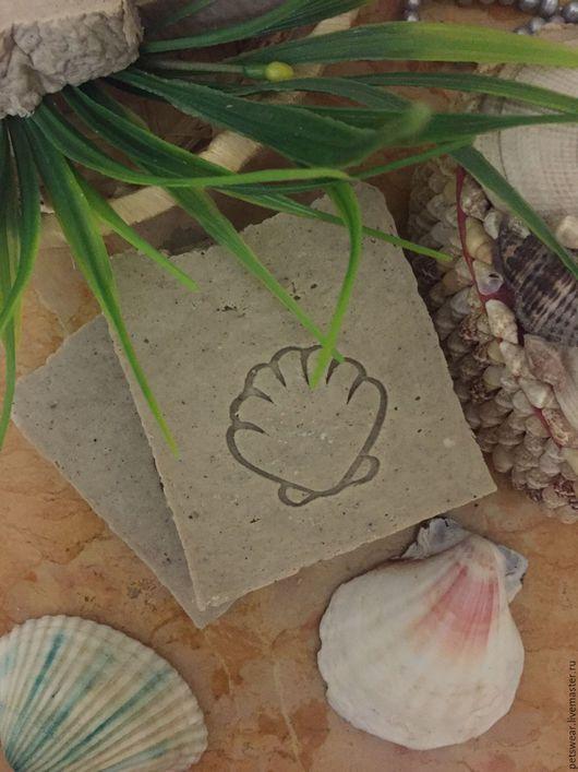 """Мыло ручной работы. Ярмарка Мастеров - ручная работа. Купить SPA-мыло""""ТHALASSO""""взбитое с грязью Мёртвого моря для лица и тела. Handmade."""