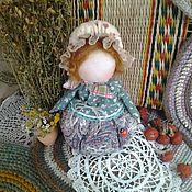 Куклы и игрушки ручной работы. Ярмарка Мастеров - ручная работа Дуняша травница. Handmade.