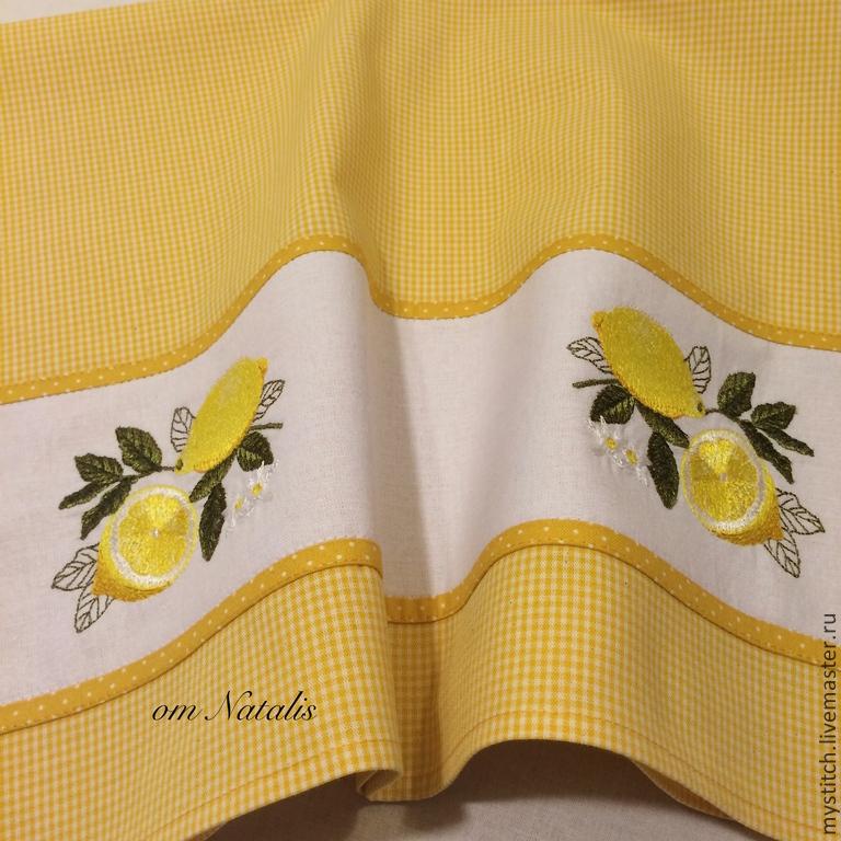 Поздравление к подарку кухонные полотенца