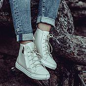 Обувь ручной работы. Ярмарка Мастеров - ручная работа Кеды Veneta. Handmade.