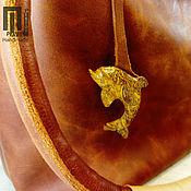 Classic Bag handmade. Livemaster - original item EXCLUSIVE