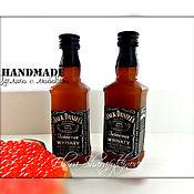 """Косметика ручной работы. Ярмарка Мастеров - ручная работа Виски """"Джек Денилс"""" мыло. Handmade."""