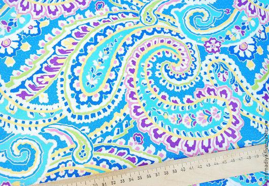 Шитье ручной работы. Ярмарка Мастеров - ручная работа. Купить Ткань хлопок 100%, для шитья и рукоделия, арт.CVB0300. Handmade.