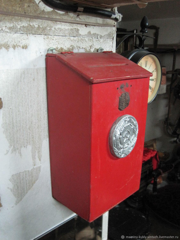 Vintage mailbox, Vintage interior, Ekaterinburg,  Фото №1