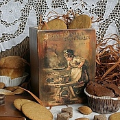 """Для дома и интерьера ручной работы. Ярмарка Мастеров - ручная работа короб """"Маланья"""". Handmade."""