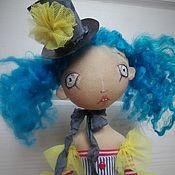 Куклы и игрушки ручной работы. Ярмарка Мастеров - ручная работа Бенни. Handmade.