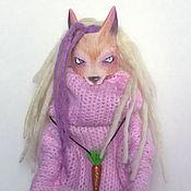 Куклы и пупсы ручной работы. Ярмарка Мастеров - ручная работа Лисс. Handmade.