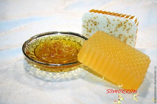 Мыло `Соты медовые` 110 гр 70 руб