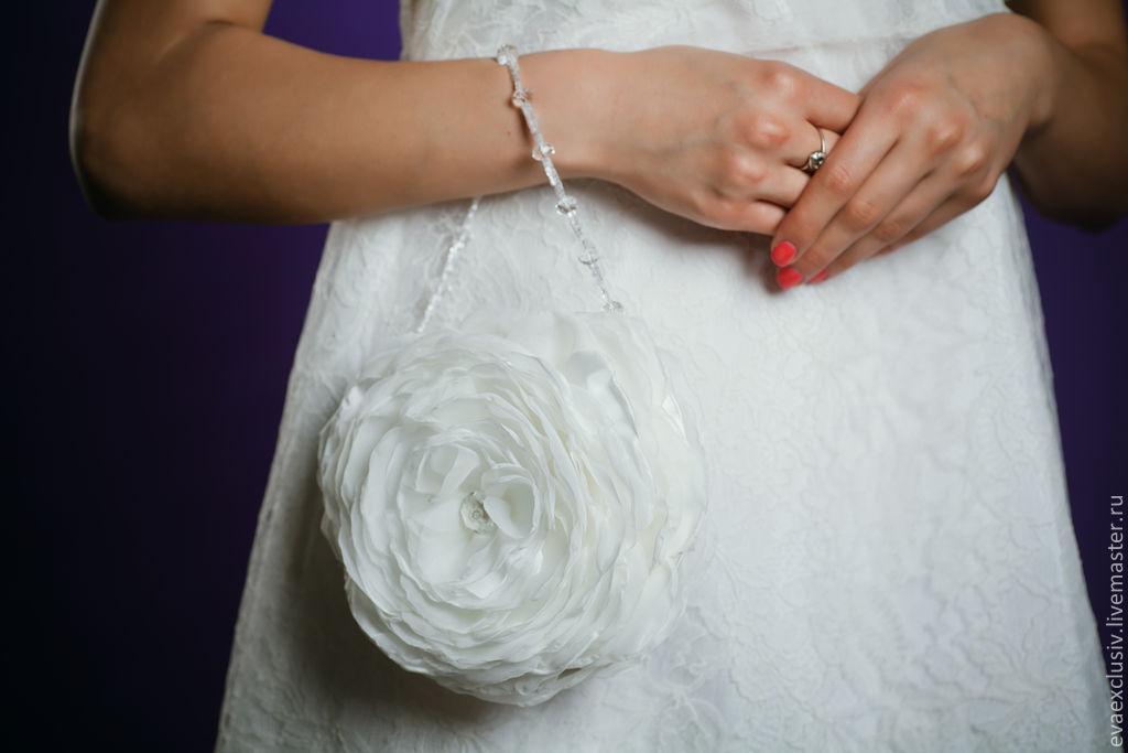 Как сшить невесте сумочку 377