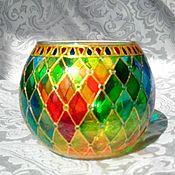 """Для дома и интерьера handmade. Livemaster - original item Подсвечник / ваза """"Lumière"""". Handmade."""