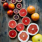 """Косметика ручной работы handmade. Livemaster - original item """"Citrus fruits"""" коллекция пробников. Handmade."""