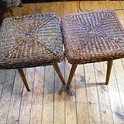 Для дома и интерьера manualidades. Livemaster - hecho a mano El trenzado de los asientos para los taburetes. Handmade.