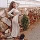 Платья ручной работы. Заказать Ажурное платье Snow Maiden. Maria. Ярмарка Мастеров. Авторский дизайн, ангора