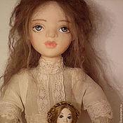 Куклы и игрушки ручной работы. Ярмарка Мастеров - ручная работа Волшебные грезы.Элиза. Handmade.