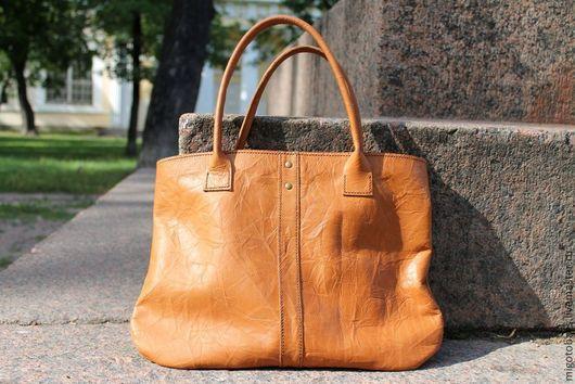 Женские сумки ручной работы. Ярмарка Мастеров - ручная работа. Купить 555 сумка ручной работы из натуральной кожи. Handmade.