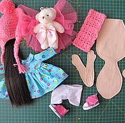 Куклы и игрушки ручной работы. Ярмарка Мастеров - ручная работа Набор для создания куклы. Handmade.
