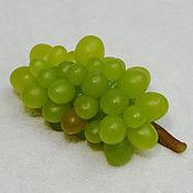 Материалы для творчества handmade. Livemaster - original item Silicone mold for soap Grapes small bunch. Handmade.