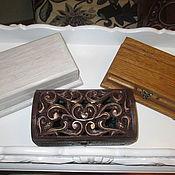 Для дома и интерьера handmade. Livemaster - original item Boxes in stock. Handmade.