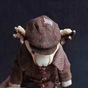 Куклы и игрушки ручной работы. Ярмарка Мастеров - ручная работа Дерик -лось. Handmade.