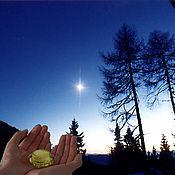 """Косметика ручной работы. Ярмарка Мастеров - ручная работа """"Свет одинокой Звезды"""" - арома-бальзам, твердые духи. Handmade."""