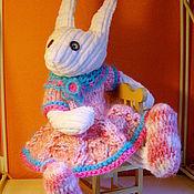 Куклы и игрушки ручной работы. Ярмарка Мастеров - ручная работа Зайка Викуся. Handmade.